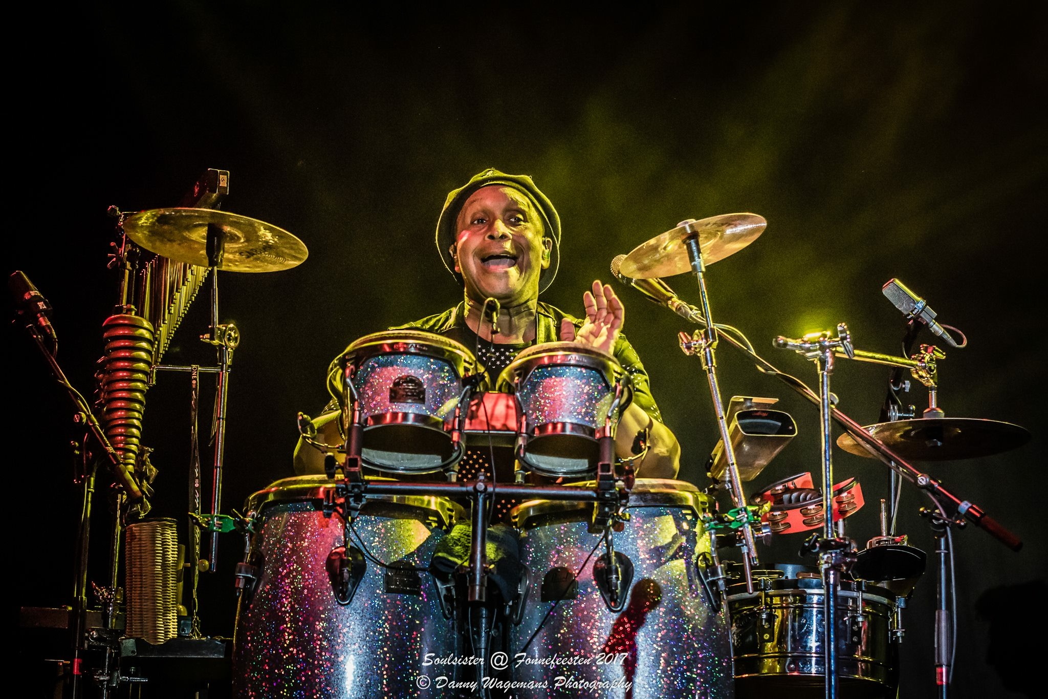 eddie conard percussion percussionist musician